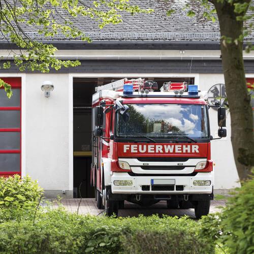 schornsteinbrand Feuerwehr