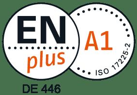 ENplus A1 Siegel