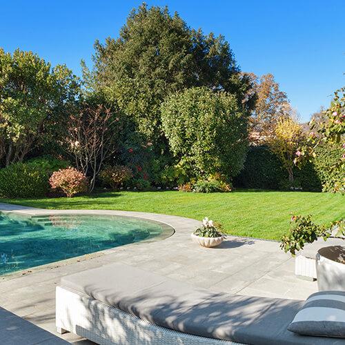 Gartenplanung Pool