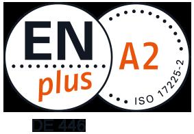 ENplus A2 Siegel