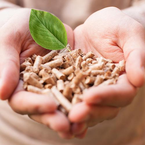 Pelletheizung Umweltfreundlich