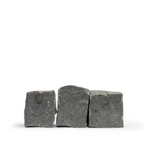 BPB10 Pflastersteine Basalt 8/10