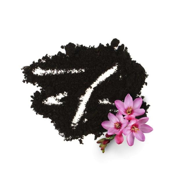 Thomasan Blumenerde oben mit Blume