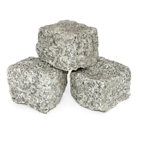 Granit Pflasterstein seitlich