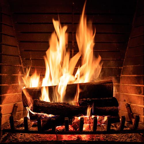 Brennholz verfeuern