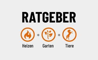 PALIGO Ratgeber rund ums Heizen, Garten und Tiere