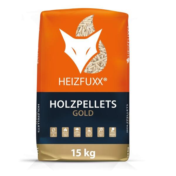 Holzpellets Gold